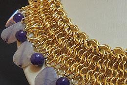 Escuela de bijouterie curso de bijouterie de tejido for Tejido persa